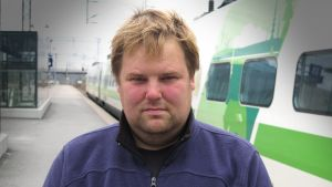 Me Itse ry:n puheenjohtaja Sakari Lehto