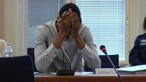 Oikeudenkäynti Tampreeella.