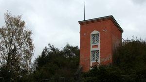 Joensuun vanha vesitorni Niinivaaralla.