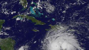 Hurrikaani Matthew.