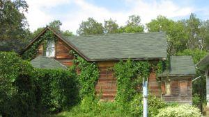 Knuuttilan talo New Finlandissa
