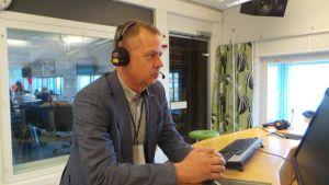 Suomen Ilmailuopiston toimitusjohtaja Juha Siivonen