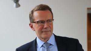 Metsähallituksen pääjohtaja Pentti Hyttinen.