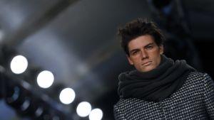Emidio Tuccin malliston esittely Madridissa.