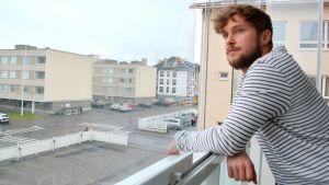 Heikki Ranta keminmaalaislähtöinen näyttelijäopiskelija