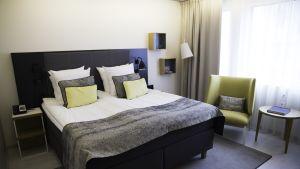Hotelli Indigon huone