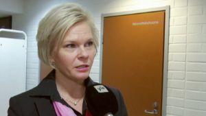 Kihlakunnansyyttäjä Sari Kemppainen