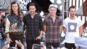 Maailman tämän hetken suosituin poikabändi One Direction tuli tunnetuksi  X Factor -kilpailusta.