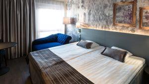Hotellihuone Rovaniemen Scandic-hotellissa