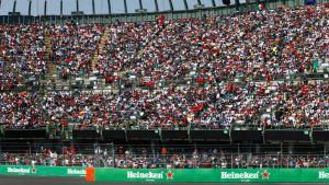 Nico Rosberg Meksikossa