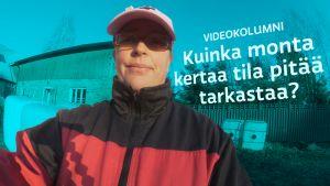 Kristiina Liinaharjan videoblogi 3.11.2016