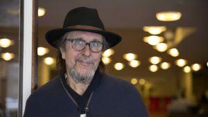 Hector 50-vuotistaiteilijajuhlakiertueen aattona.