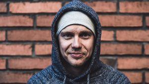 Kuvassa Jarkko Lahti