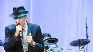 Leonard Cohen 2012