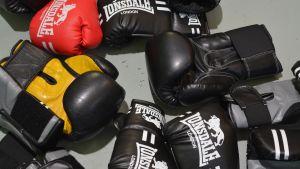 Nyrkkeilyhanskoja