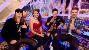 Honey G., Saara Aalto, Ryan Lawrie ja Matt Terry ovat kaikki edelleen mukana Britannian X Factor -kilpailussa.