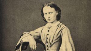Minna Canth n. 17-vuotiaana.