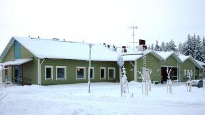 Palvelutalo Ojusniitty Muonio marras 2016