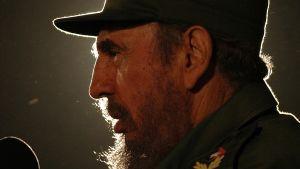 Fidel Castro Havannassa vuonna 2006.