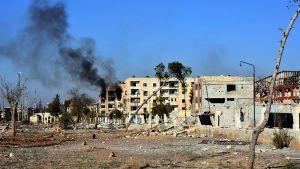 Syyria Aleppo Massaken .