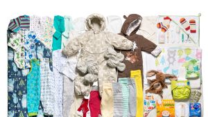 Äitiyspakkaus vuodelle 2016