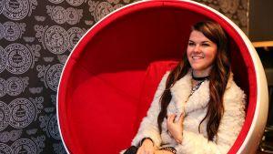 Saara Aalto tuli sunnuntaina toiseksi Britannian X Factor-kisassa.