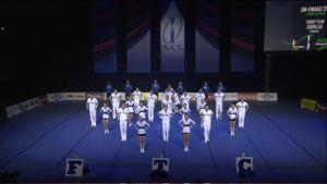 Funky Team cheerleadin SM-kisat