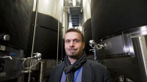 Lignell & Piispasen toimitusjohtaja Harri Nylund