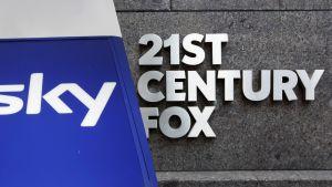 Tv-yhtiöiden logot