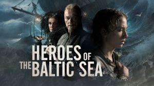 Heroes of the Baltic Sea -seikkailusarjan lehdistökuva.