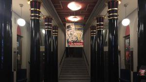 Orion-elokuvateatterin aula