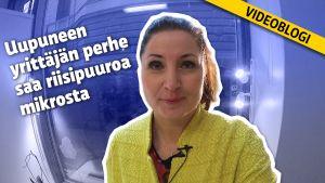 Sari Helinlin videokolumni 22.12.2016