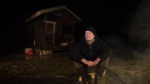 Kirjailija ja teatteriohjaaja Juha Hurme