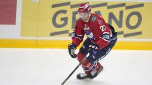 Henri Tamminen, HIFK #27