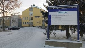 Vamian kampusalue Sepänkyläntiellä Vaasassa.