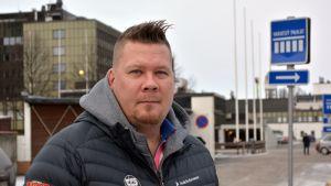 Jarno Pikkarainen.
