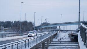 Autovarikon silta Tampereella