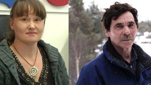 Anne Ollila ja Heikki Paltto