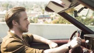 Ryan Gosling musikaalielokuvassa La La Land.