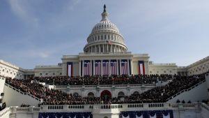 Capitol hill, Obaman virkaanastujaiset 2009
