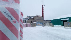 Parocin Oulun tehdas