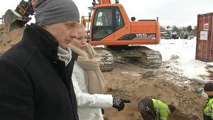 Ida ja Jussi Niinimäki.