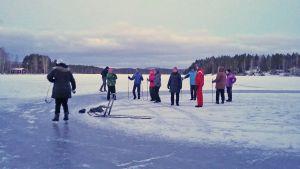 Jäärata Jämsässä.