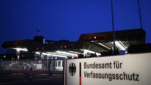 Saksan tiedustelupalvelun, BfV:n Kölnin toimisto.