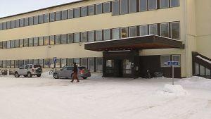 Sairaalakadun terveysasema Rovaniemellä