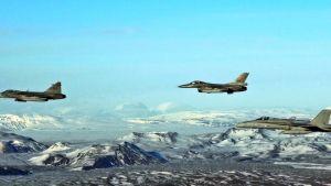hävittäjät ilmavoimat