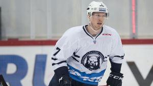 Blake Parlett, Medvescak Zagreb #7