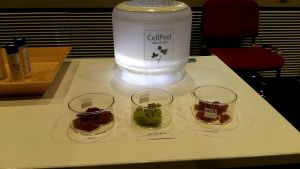 CellPod-solujen kasvatuslaite