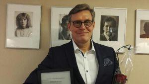 Lahtelainen kirjailija Kalle Veirto