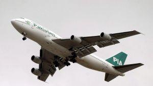 Pakistan International Airlinesin kone.